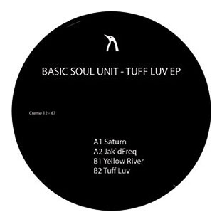 Basic Soul Unit - Tuff Luv EP cover