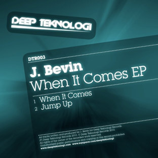 J. Bevin - When It Comes EP
