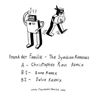 Freund der Familie - The Symbian Remixes