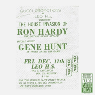 Ron Hardy & Gene Hunt - Throwback 87