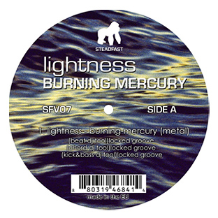 Lightness - Burning Mercury
