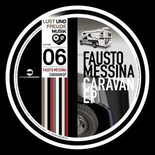 Fausto Messina - Caravan EP