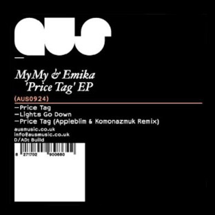 My My & Emika - Price Tag EP