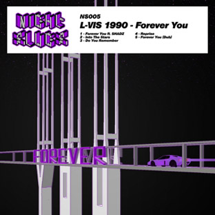 L-Vis 1990 - Forever You EP