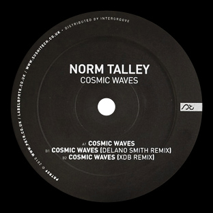 Norm Talley – Cosmic Waves EP