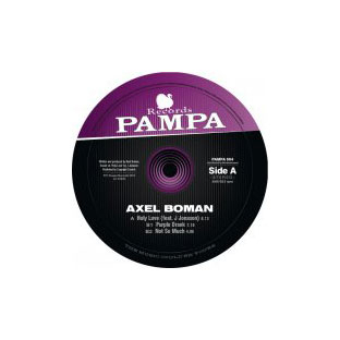 Axel Boman - Holy Love