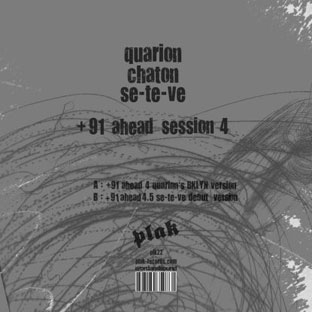 Various Artists - +91 Ahead Session 4