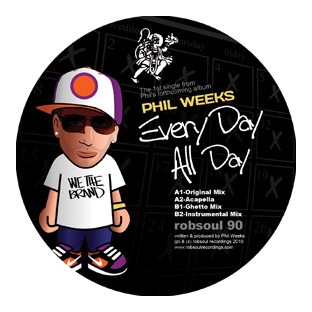Phil Weeks - All Day Every Day