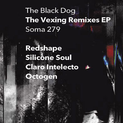 The Black Dog - Vexing Remixes