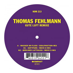 Thomas Fehlmann - Gute Luft Remixes
