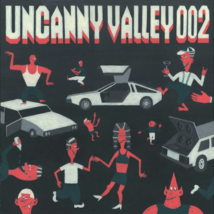 Various Artists - Uncanny Valley 002