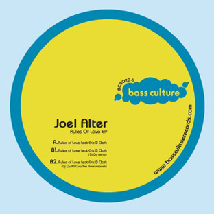Joel Alter - Rules of Love EP