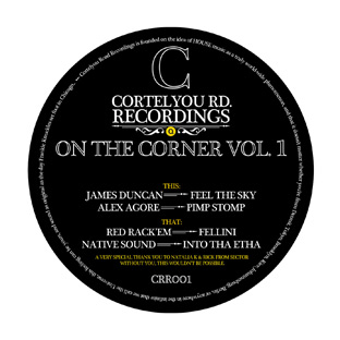 Various Artists - On The Corner Vol.1