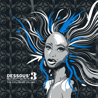 Various Artists - Dessous Best Kept Secrets Vol 3, Exclusives EP 1