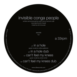 Invisible Conga People - In a Hole