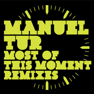 Manuel Tur feat. Holly Backler - Most of This Moment Remixes