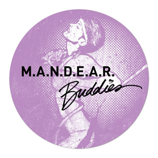 M.A.N.D.E.A.R. - Buddies cover