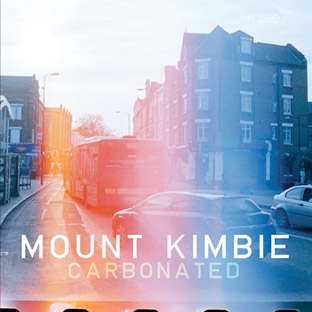 Mount Kimbie - Carbonated EP cover