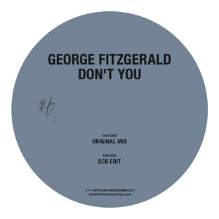 George FitzGerald - Don't You cover