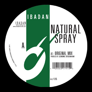 Jerome Sydenham - Natural Spray