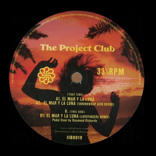 Project Club - El Mar Y La Luna