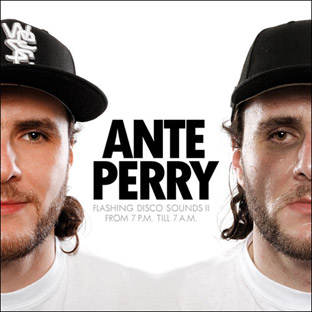 Ante Perry - Flashing Disco Sounds II