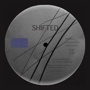 Shifted - Drained EP