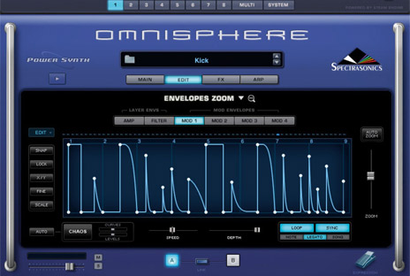 RA Reviews: Spectrasonics - Omnisphere 1 5 (Tech)