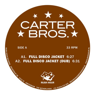 Carter Brothers - Full Disco Jacket