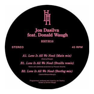Jon DaSilva - Love Is All You Need