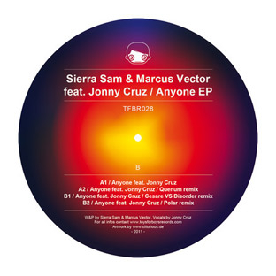Sierra Sam & Marcus Vector feat. Jonny Cruz - Anyone