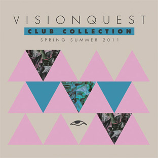 Various Artists - Visionquest Club Collection: Spring Summer 2011