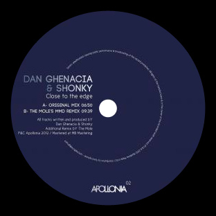 Dan Ghenacia & Shonky - Close to the Edge