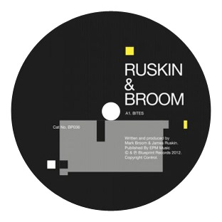Ruskin & Broom - Bites cover