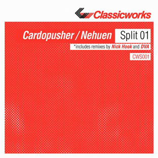 Cardopusher / Nehuen - Split 01 cover