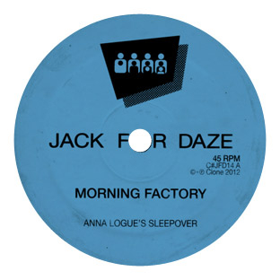 Morning Factory - Anna Logue's Sleepover