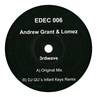 Andrew Grant & Lomez - 3rdWave