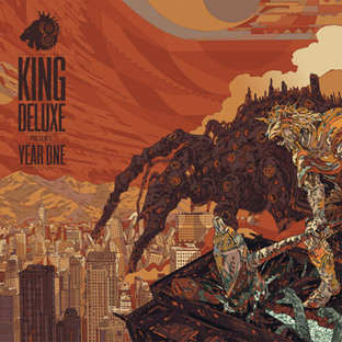 Various Artists - King Deluxe Presents Year One