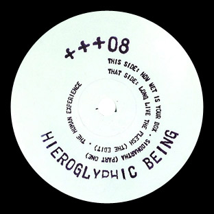 Hieroglyphic Being - The Human Experience EP