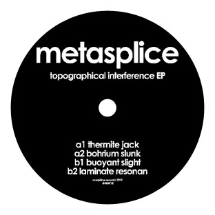 Metasplice - Topographical Interference