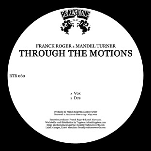 Franck Roger & Mandel Turner - Through The Motions