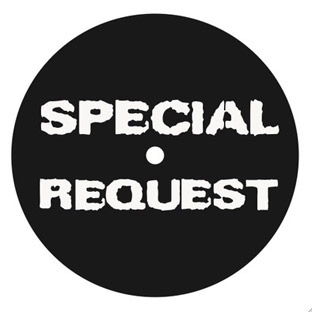 Paul Woolford - Special Request #3 cover