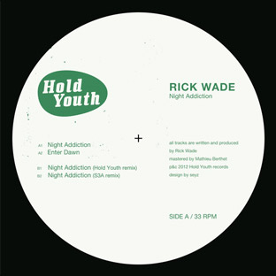 Rick Wade – Night Addiction EP