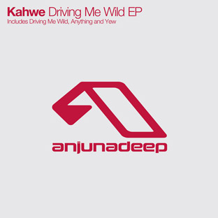Kahwe - Driving Me Wild cover