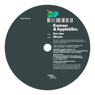Komon & Appleblim - Gas Jam / Silencio