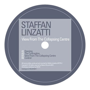 Staffan Linzatti - View From The Collapsing Centre