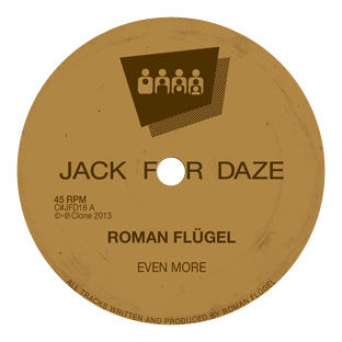 Roman Flügel  - Even More