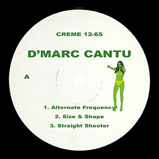 D'Marc Cantu - Alternate Frequency