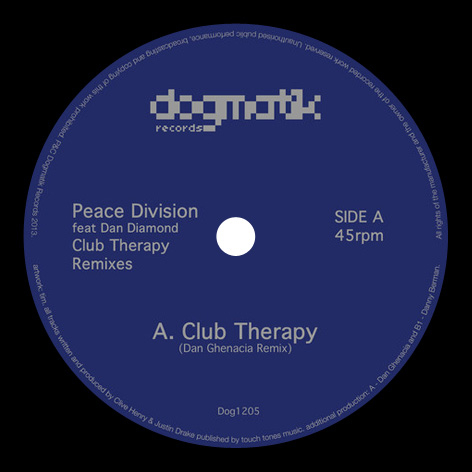 Peace Division - Club Therapy Remixes