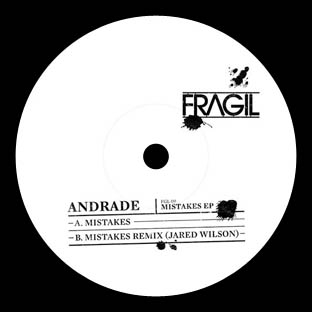 Andrade - Mistakes EP